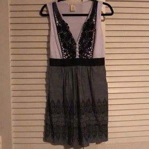 Urban Outfitters Staring at Stars dress